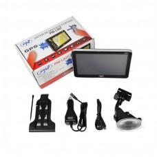 Sistem de navigatie GPS PNI L807 ecran 7 inch, 800 MHz, 256M DDR, 8GB memorie interna, FM transmitter  - PNI-L807