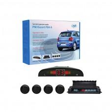 Senzori parcare auto PNI Escort P04 A cu 4 receptori  - PNI-P04A